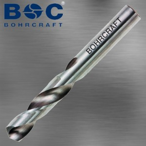 Spiralbohrer extra kurz 2,0 mm HSSG Typ N