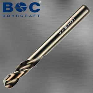 Spiralbohrer extra kurz 2,0 mm zur Bearbeitung von Edelstahl V2A und V4A