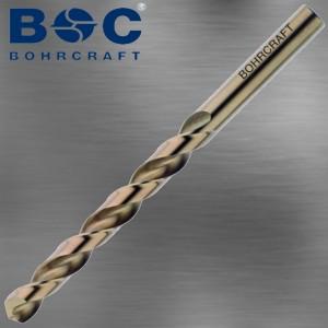 Standard Spiralbohrer 1,0 mm Kobaltlegiert HSSE Co5%