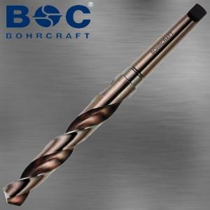 Spiralbohrer Kobaltlegiert mit Morsekegel 10 mm mit Schaft MK1