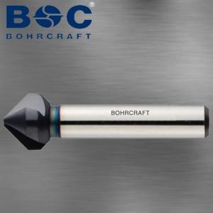 Kegelsenker 6,3 mm Form C 90° mit Tialn Beschichtung