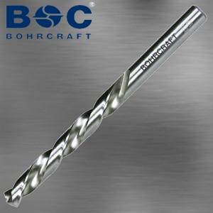 Spiralbohrer links 1,0 mm in Industrie Ausführung