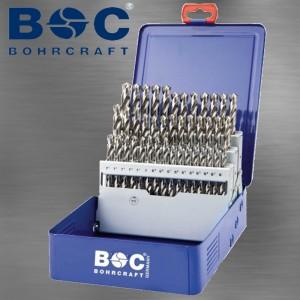 Spiralbohrersatz 6 bis 10 mm in Industrie Kassette 41 tlg